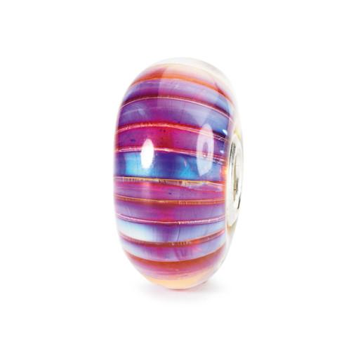 Trollbeads Glass Beads Aurora Stripe