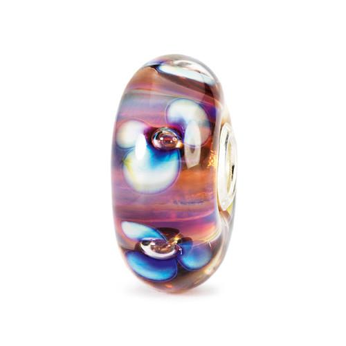 Trollbeads Glass Beads Aurora Flower