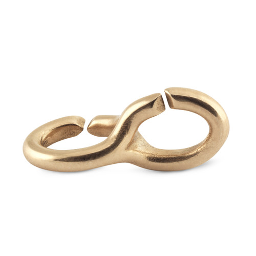 X Jewelry, Double Bronze Link