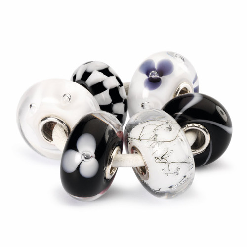 Trollbeads New Spring Collection, City Fashion Kit glass bead collection