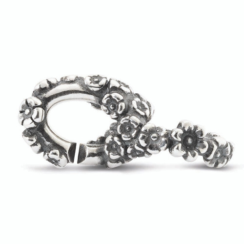 X Jewelry, Bloom, Silver Double Link
