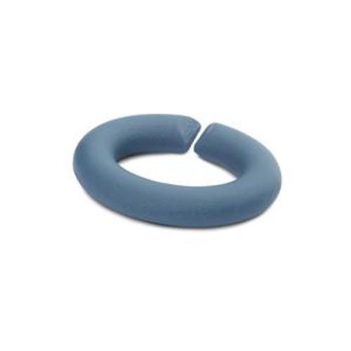 Trollbeads X, Rubber X Ocean Blue, TrollbeadsAkron.com