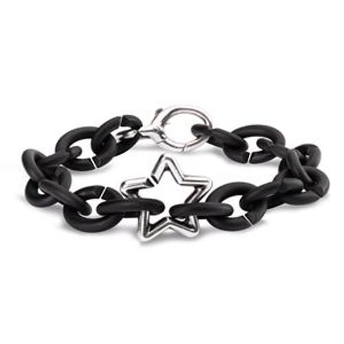 Trollbeads X Starter Bracelet, Simply A Star, TrollbeadsAkron.com