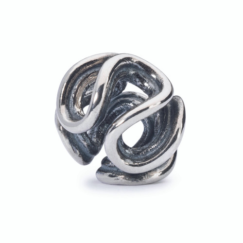 Trollbeads Path of Life, Silver Charm, Spring 2015 Collection