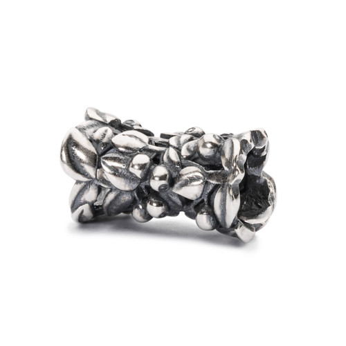 Trollbeads Blueberries of Youth, Silver