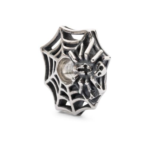 Trollbeads Wicked Web, Silver