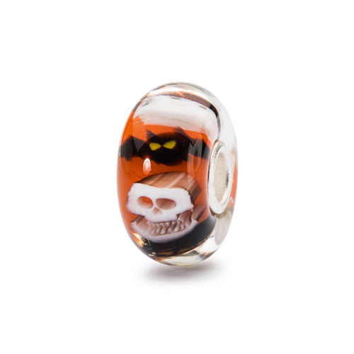 Trollbeads Trick or Treat Bead with Ghost