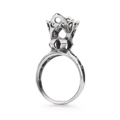 Trollbeads Crown of Fantasy Ring