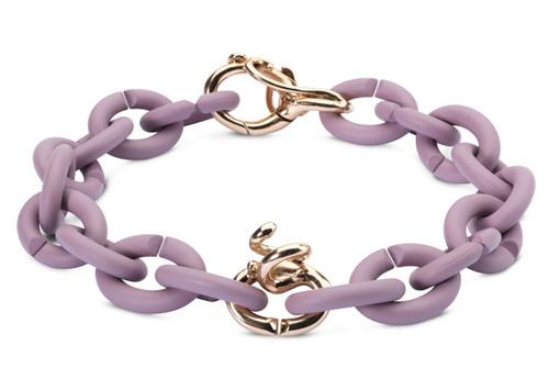 X Jewelry Violet Flow Bracelet