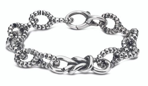 X Jewelry Love Chords Bracelet