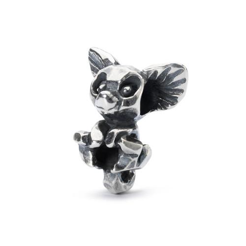 Trollbeads Chihuahua Silver Bead