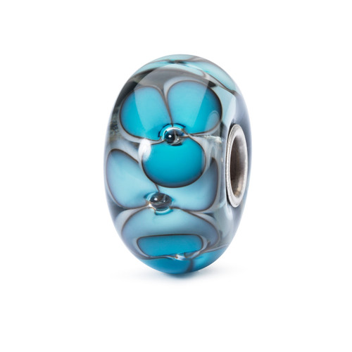 Trollbeads Soul of Flowers, with Overlapping Flowers
