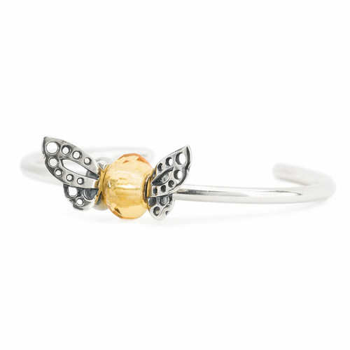 Trollbeads Dancing Butterfly Bangle