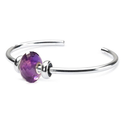Trollbeads Amethyst Bangle