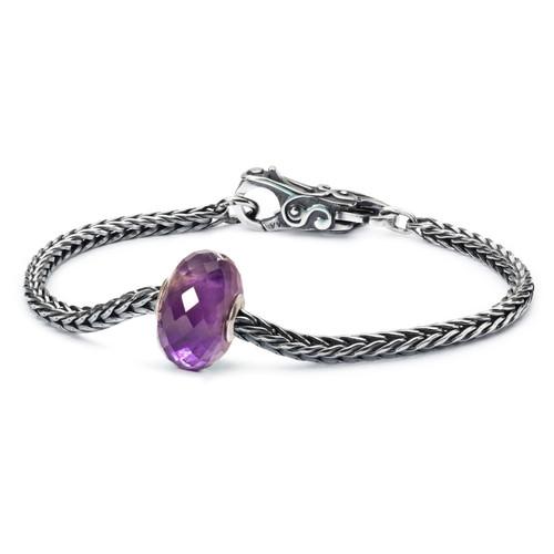 Trollbeads Amethyst Bracelet