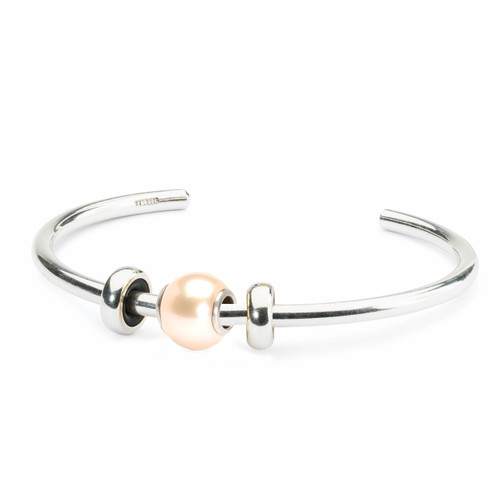Trollbeads Pink Pearl Bangle