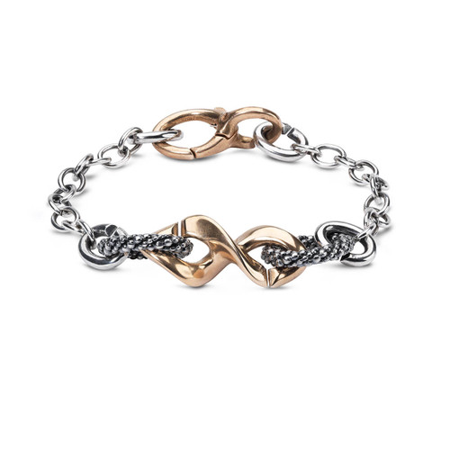 X Jewellery Of You Chain Bracelet