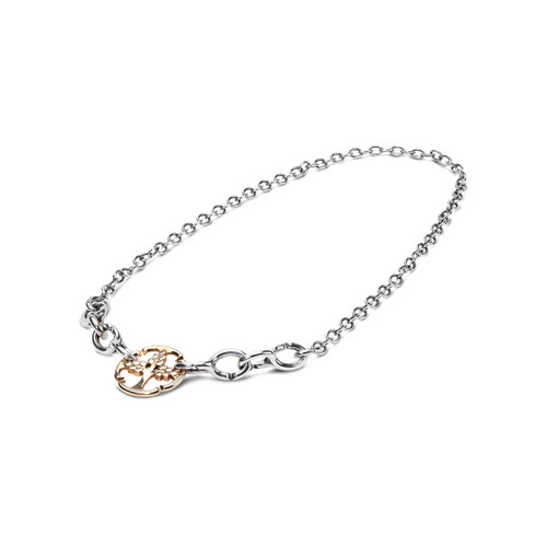 X Jewellery Tree Of Life Chain Necklace