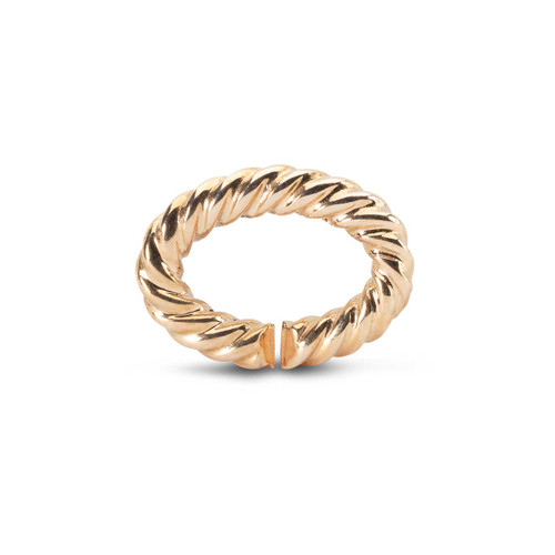X Jewellery Twisted Life Bronze