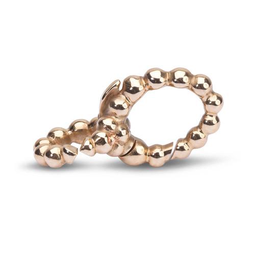 Trollbeads X Jewellery Eternity Bronze Lock