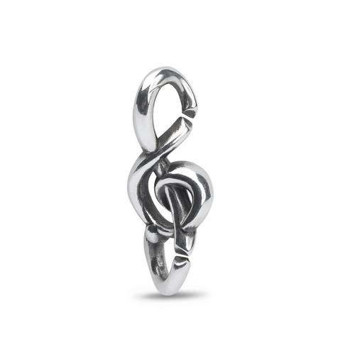 Trollbeads, X Jewellery Melody Double Silver Link