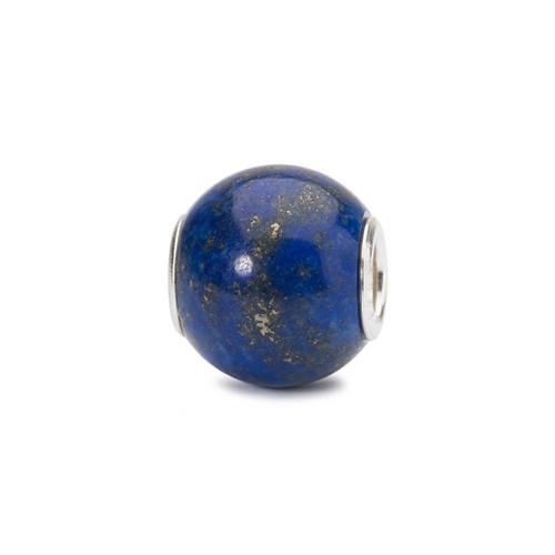 Trollbeads Round Lapis Lazuli