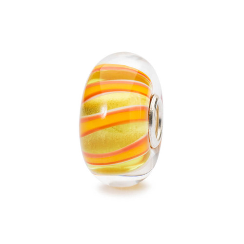 Trollbeads Dream Stripe Glass Bead