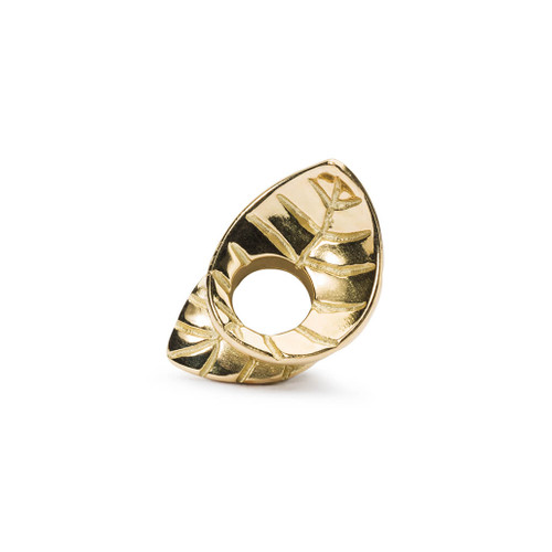 Trollbeads Golden Leaves