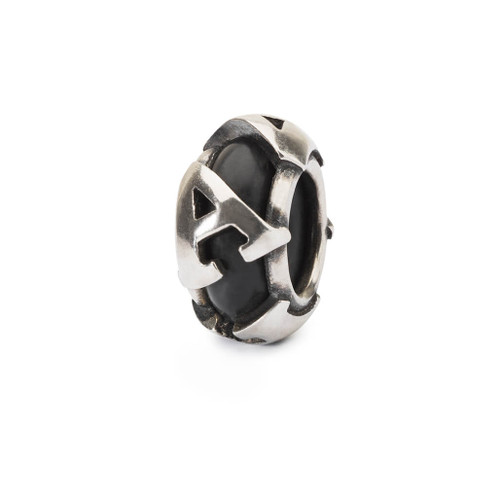Trollbeads Spacer Letter A