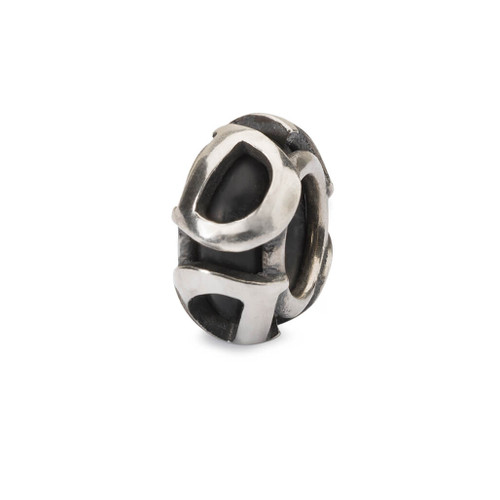 Trollbeads Spacer Letter D