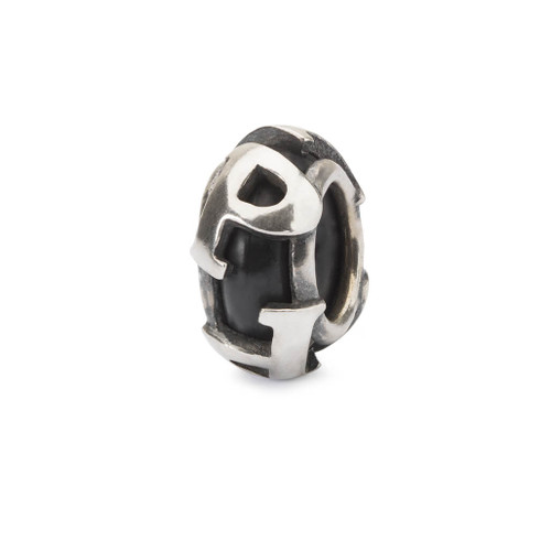 Trollbeads Spacer Letter P