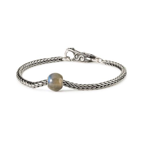 Trollbeads Round Labradorite Bracelet