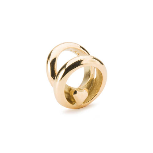 Trollbeads Love Rings, Gold