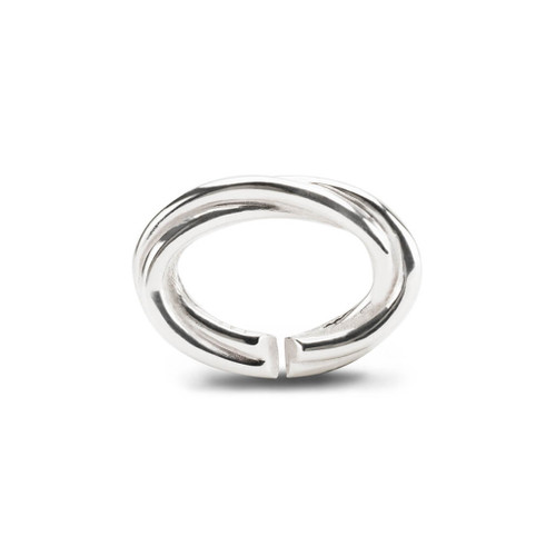 X Jewellery Triple Tangle Silver