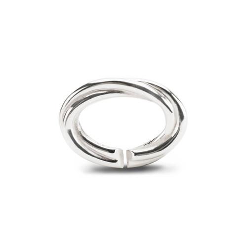 X Jewellery Triple Tangle Silver