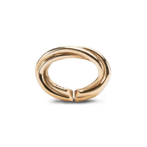X Jewellery Triple Tangle Bronze