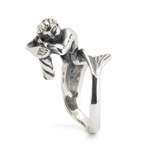 Trollbeads Mermaid Fantasy Ring