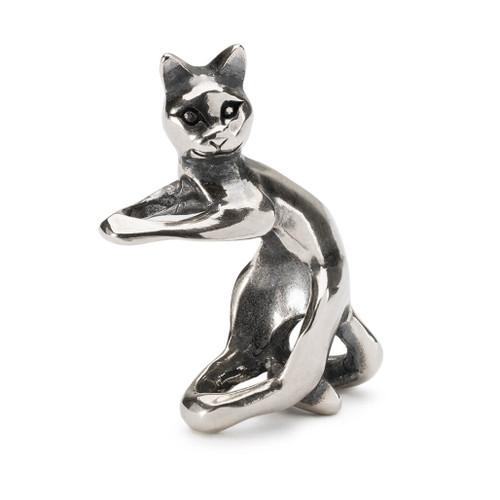 Trollbeads Playful Cat
