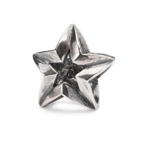Trollbeads Cancer Star, Back