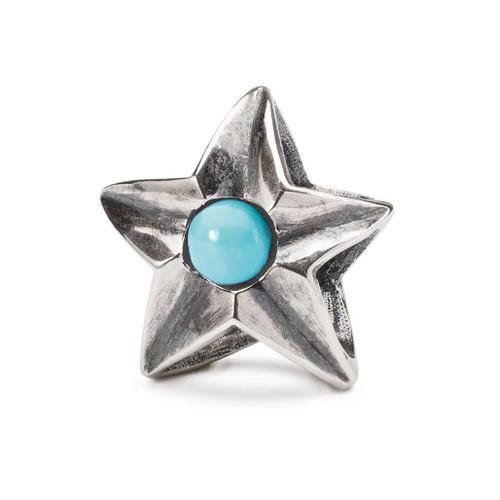 Trollbeads Aquarius Star