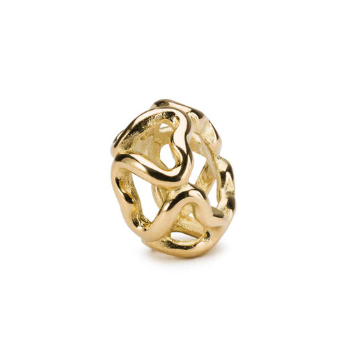Trollbeads Connection, Gold