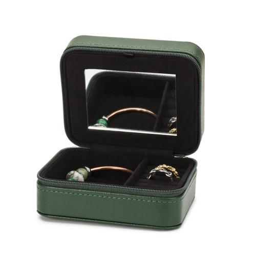 Dark Green Jewelry Box