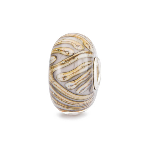 Trollbeads Willow Glass Bead