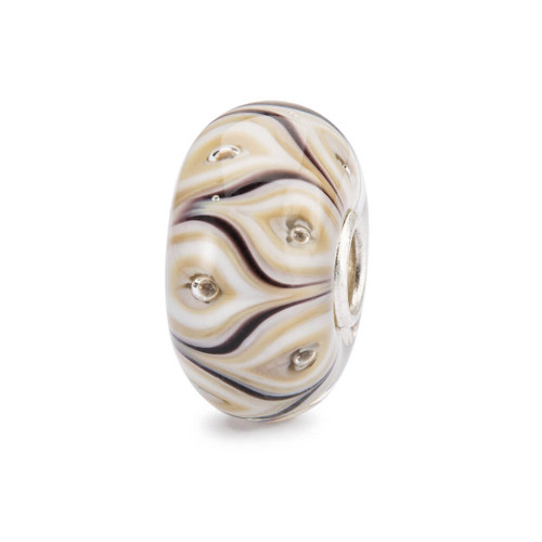 Trollbeads Tulip Of Elegance Glass Bead