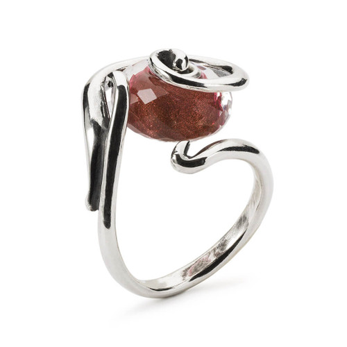 Trollbeads I Love You Swirling Ring