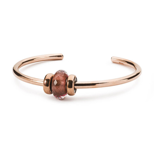Trollbeads I Love You Copper Bangle