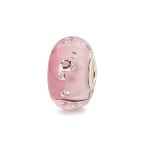Trollbeads Shade of Sparkle, Rose