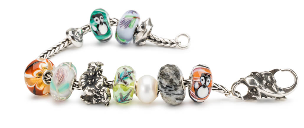 Trollbeads Silver Charms $50