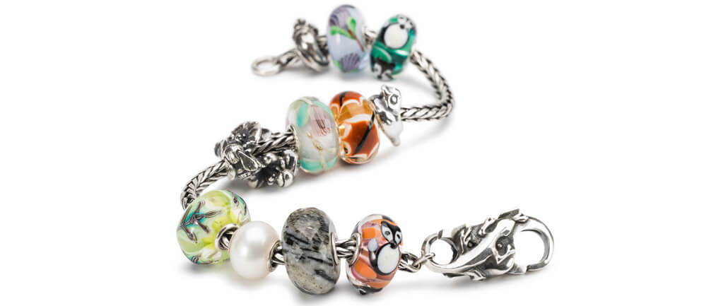 Trollbeads Silver Charms $28
