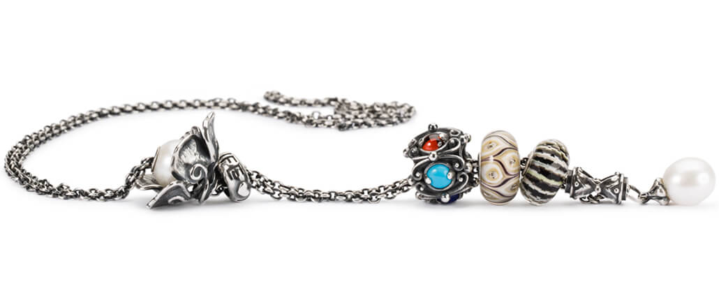 Trollbeads Fantasy Necklace New Wisdom